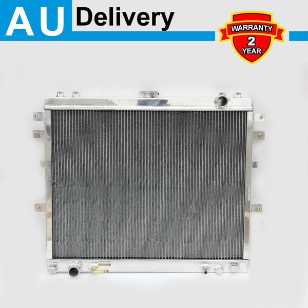 2005+ ON TOYOTA HILUX TGN16R 2.7L 4Cyl Full Aluminium Radiator