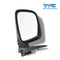 Fits Left Electric Door Mirror (Chrome) For Holden Rodeo RA 2003~2008
