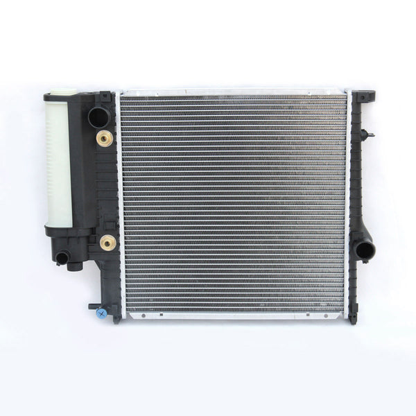 BMW 3 Series E30 / E36 4/6Cyl Petrol Compact HEAVY DUTY Radiator+RED Coolant