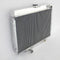 52mm Aluminum Radiator Fits For 1967 1968 1969 1970 Ford Mustang Ranchero Torino