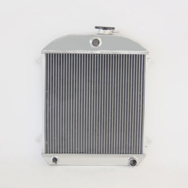 1956-1959 For Holden F Series FE FC Aluminum Radiator and cap+ FREE COOLANT
