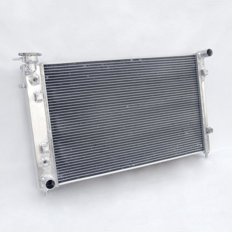 Holden Commodore VY 3.8L V6 Full Aluminum Radiator +FANS SHROUD 2002-04