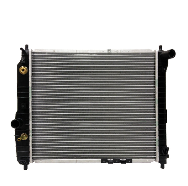 Holden Barina TK 2005-2008 3/4/5Dr- 480mm Core Wide Radiator