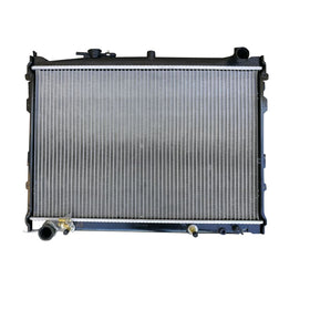 Premium Radiator Fits Mazda 929 HC 1987-1991 MPV LV10E1 3.0L 6Cyl AT MT 1993-96