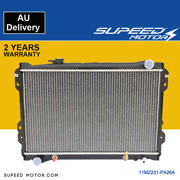 RADIATOR for Mazda Bravo B2600 B Series/Ford Courier PC 2.6L 1985-1996 H/D