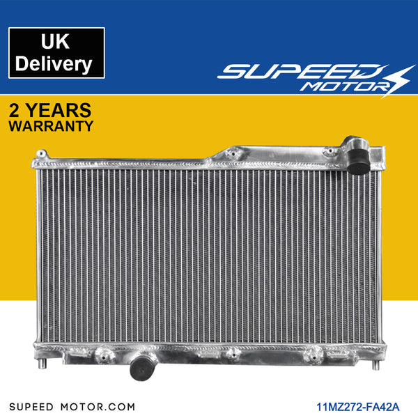 1992-1995 MAZDA RX7 MK2 FD3S ALUMINIUM HIGH FLOW RACE ALLOY AUTOMATIC RADIATOR