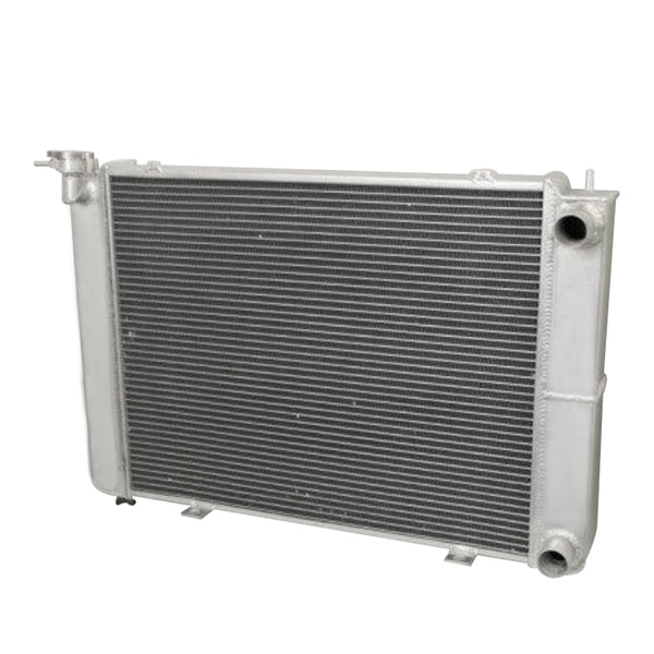 NISSAN SILVER S14 S15 with RB/JZ Full Aluminium Custom Cross Flow Radiator