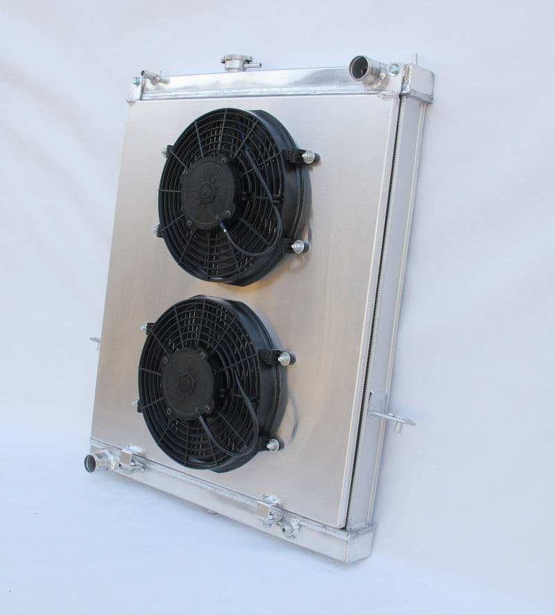 Nissan GU Y61 Patrol 4.2 Diesel 2002 UP Aluminium Radiator Fan shroud kit