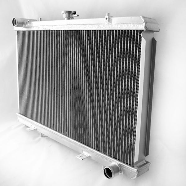 RADIATOR NISSAN 180SX S13 SR20DET 3ROWS 52MM ALLOY ALUMINUM RACE 1989-1994 H/D