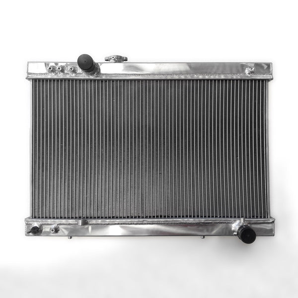 TOYOTA SUPRA MARK3 MA70 MA71 3.0L 7M-GTE JZA70 MT MANUAL 3 ROW ALUMINUM RADIATOR