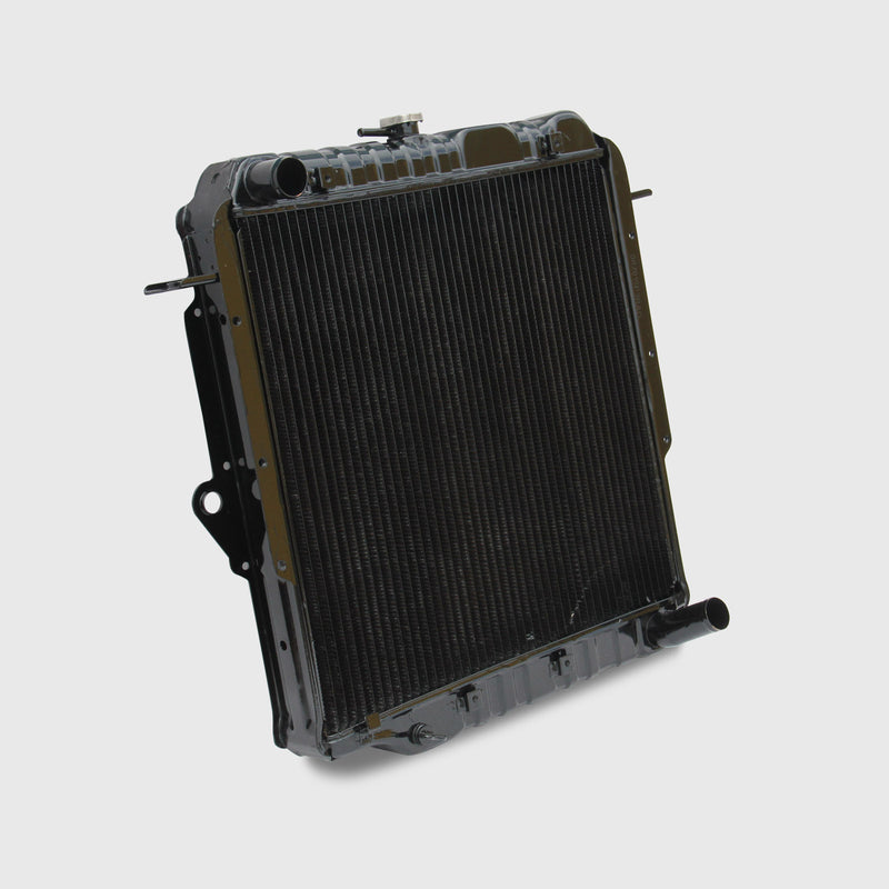 1990-2001 Toyota Landcruiser HZJ75 Diesel 1HZ 70 Series 4 Row H'Duty Cooper Radiator