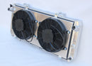 TOYOTA MR2 SW20 2.0 TURBO N/A 89-00 ALLOY RACE RADIATOR WITH FAN SHROUD KIT