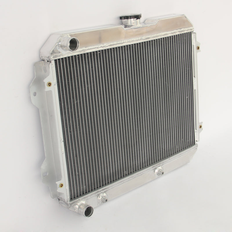 ALUMINIUM RADIATORS for TOYOTA CORONA ST141 RT142 2.0 / 2.4 1983-87+Coolant