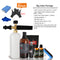 Protect Car Paint Protection Glass Coating 9H 30ML+50ML+Car Wash Snow+Car Wash Bottle+Sponge+Cleaning Cloth+Black Nitrile Gloves+Clay Sludge