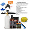 Protect Car Paint Protection Glass Coating 9H 30ML+50ML+Car Wash Snow+Car Wash Bottle+Sponge+Cleaning Cloth+Clay Sludge+Black Nitrile Gloves+Polished Wax