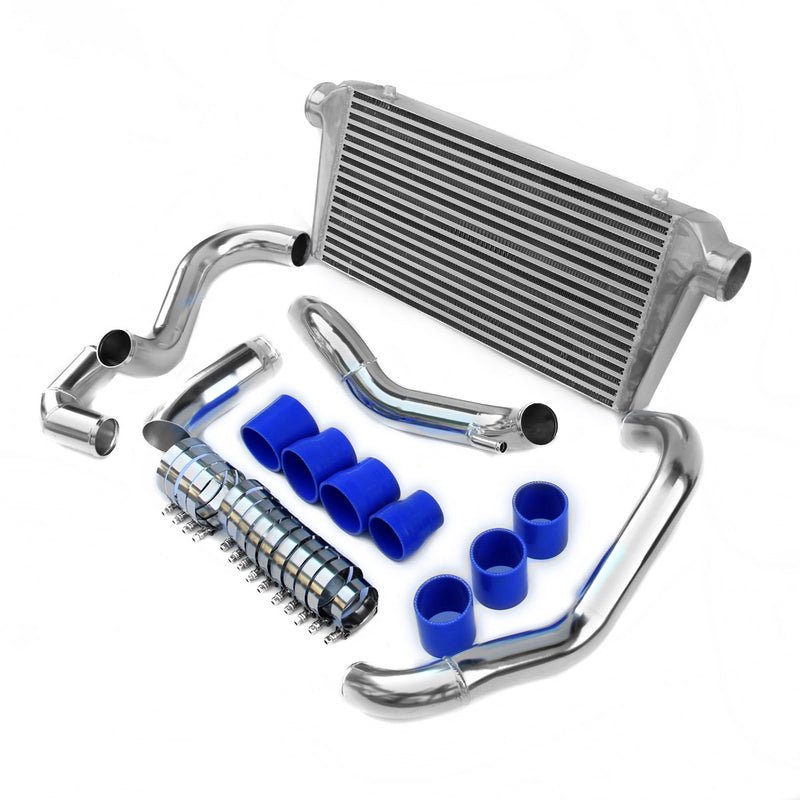 NISSAN S13 200SX CA18DET TURBO HIGH FLOW CORE FRONT MOUNT INTERCOOLER KIT