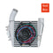 NISSAN PATROL GU 3.0TDI ZD30 GU30DI TOP MOUNT INTERCOOLER WITH FAN