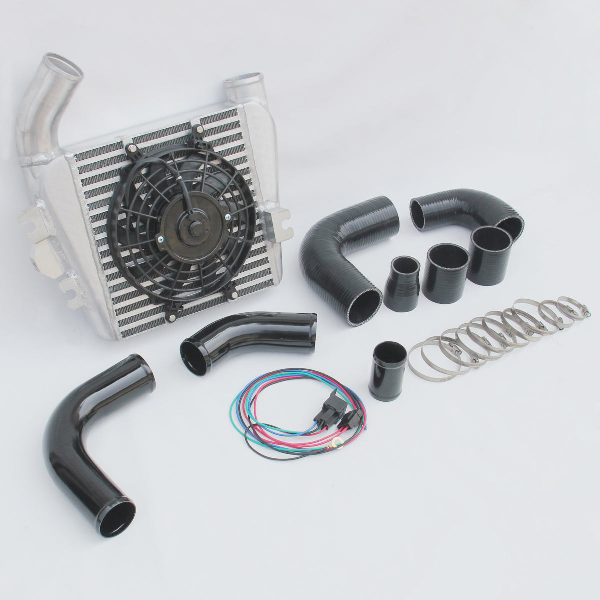NISSAN PATROL GU 3 0TDI ZD30 GU30DI-T TOP MOUNT INTERCOOLER KIT
