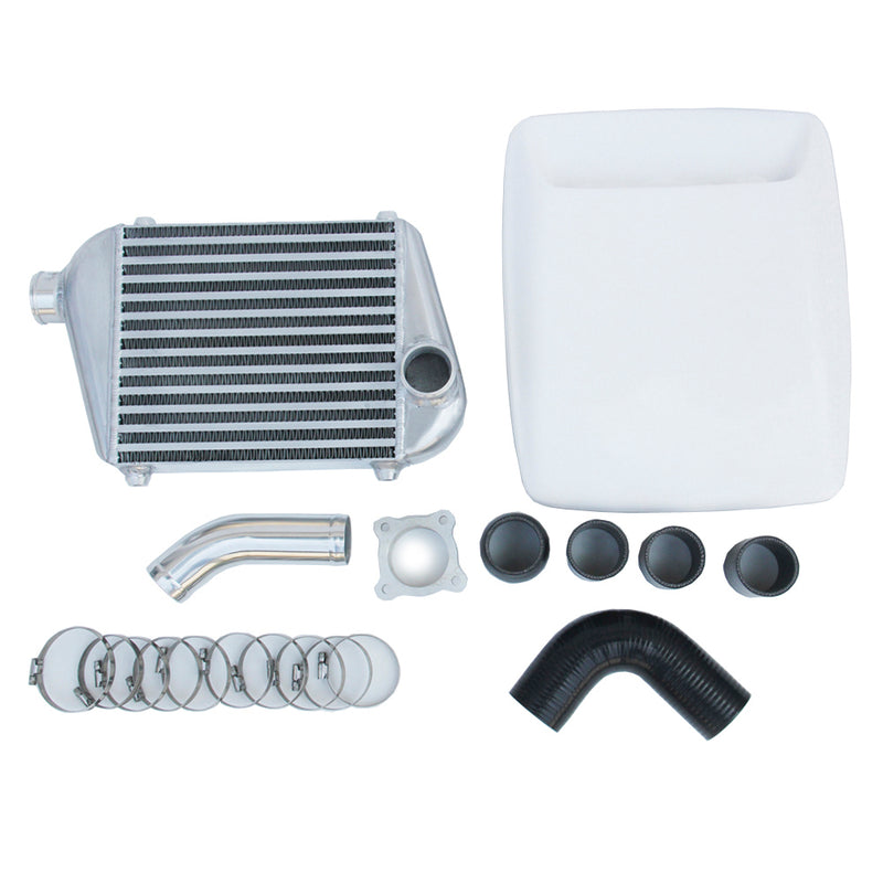 2002-05 Toyota Hilux 1KZ-TE 3.0L Top Mount Intercooler Kit