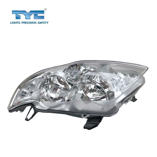 Fits LH Left Hand Head Light Lamp Chrom For Ford Falcon FG Series 1 G6 G6E 08~11