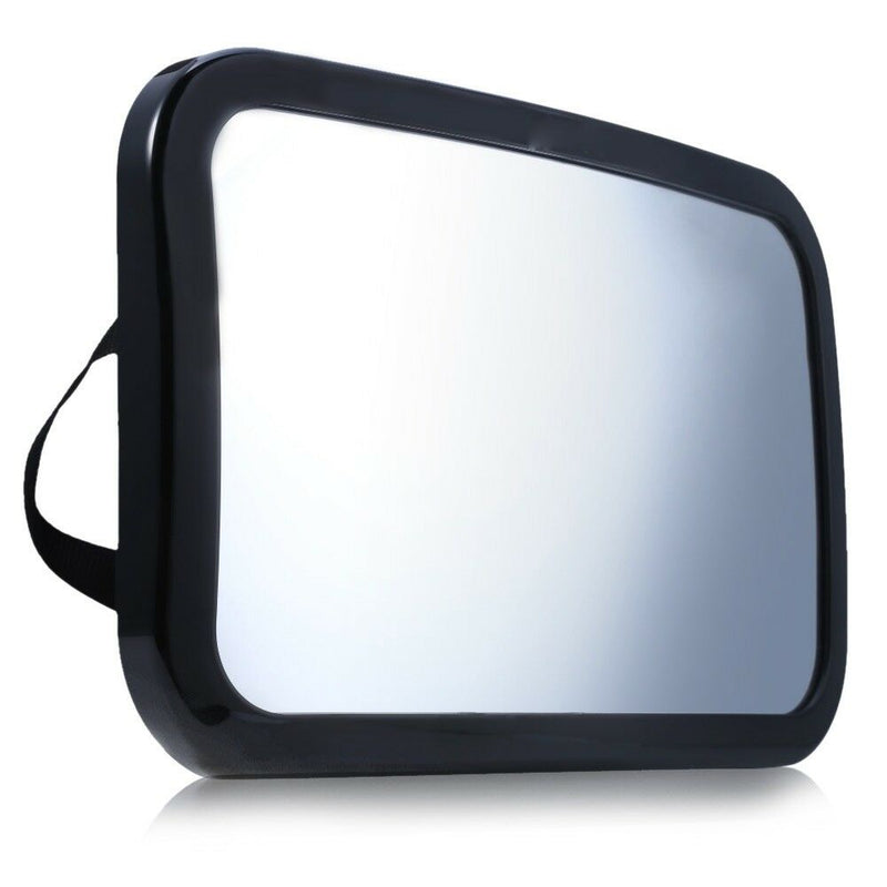 Rear View Baby Mirror Rear Facing Car Rotatable Back Seat Headrest Mount Safety