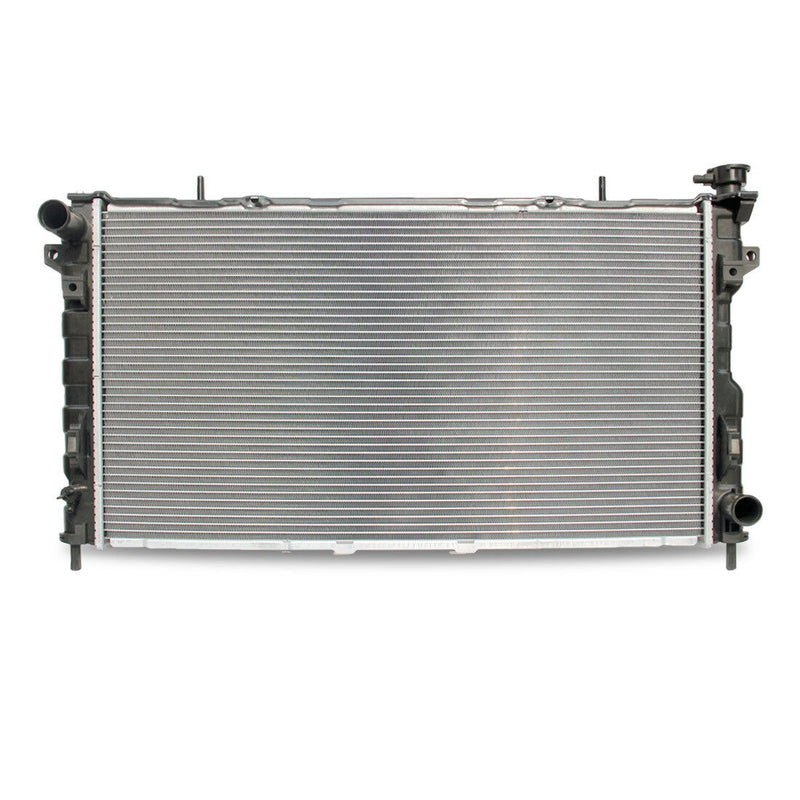 32MM Radiator fits CHRYSLER VOYAGER RG WAGON Petrol 2004-2007