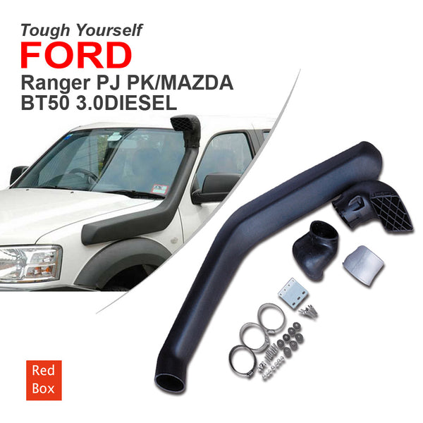 Ford Ranger PJ PK Series 3.0L Turbo DIESEL 2006-20114 Snorkel Kit