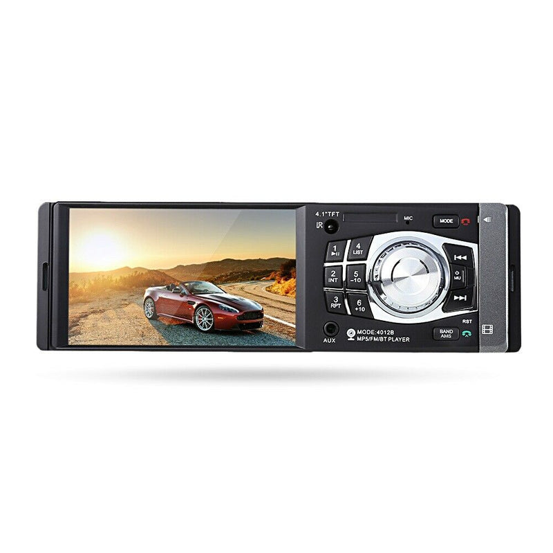 Multimedia Player Vehicle-mounted Radio 4012B 4.1 inch Car MP5