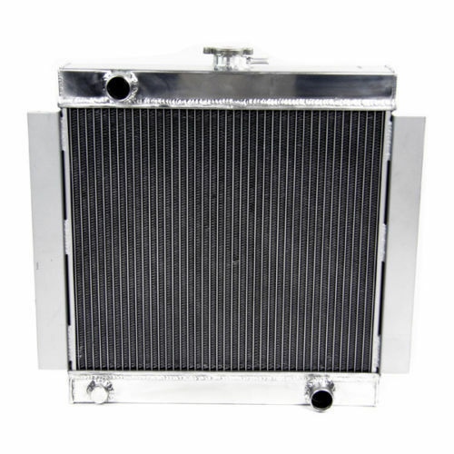 1968-1980 Ford Escort MK1 MK2 RS2000 MT Aluminum Radiator