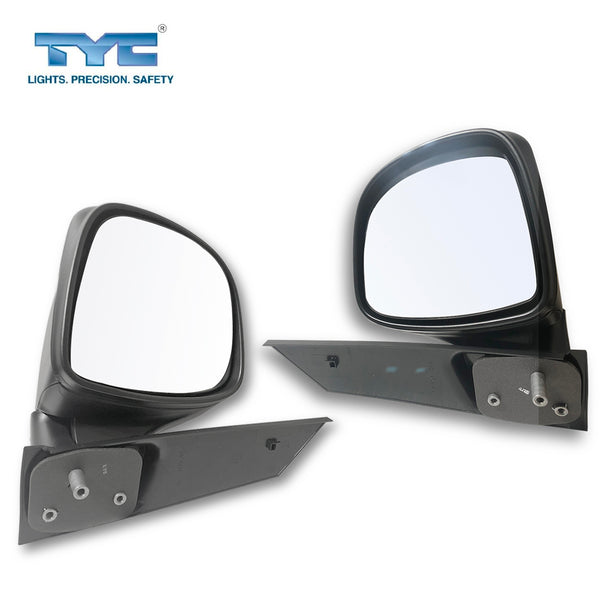 Fits Left And Right Hand Manual Door Mirror For Mercedes Vito Viano Van W639 03~10 1pair