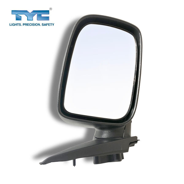 Fits Right Electric Door Mirror (Chrome) For Holden Rodeo RA 2003~2008