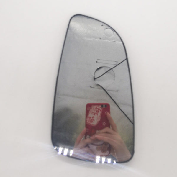 LEFT PASSENGER SIDE HOLDEN ASTRA (AH) 2005 - 2009 MIRROR GLASS