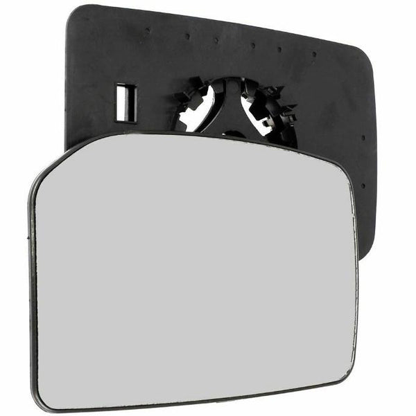 Fits Wing door Mirror Glass Driver side for Ford Transit 2000-2014 (Right)
