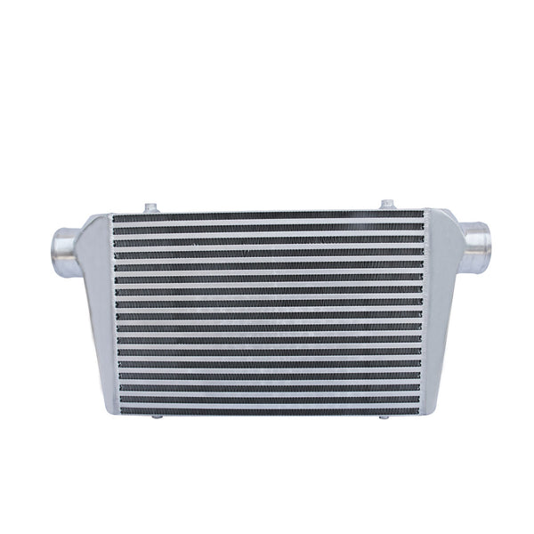 "FMIC Universal Aluminum turbo 450x300x76mm Inlet/Outlet 76mm 3"" Intercooler"