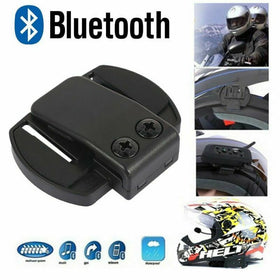 Intercom Accessory V6 Clip Holder fit Motorcycle Bluetooth Helmet Interphone