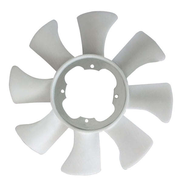 Radiator Fan Blade for Nissan Pathfinder Navara D21 TD27 Diesel 135mm Cooling