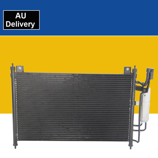 AIR CON CONDENSER FITS FOR MAZDA 2 DE 1.5 1.4MZR-CD 2007-ON DFY1-61-48Z