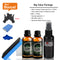 Protect Car Paint Protection Glass Coating 9H 30ML+Coating 9H 50ML+Sponge+Cleaning Cloth+Black Nitrile Gloves+Clay Sludge