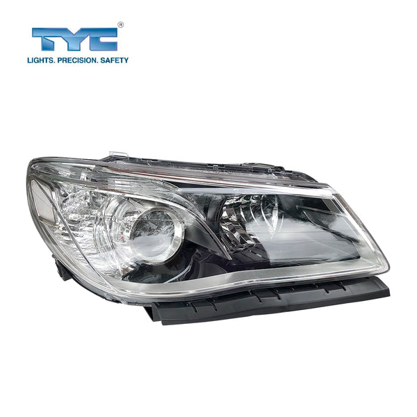 Fits Right Hand Head Light Lamp Black For Holden Commodore VF 2013~2018 SS SV6