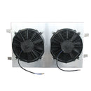 HOLDEN COMMODORE ADVENTRA CREWMAN VZ V6 Aluminum Radiator Shroud+Thermo Fan
