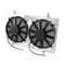 NISSAN SKYLINE R32 2.0 2.5 TURBO ALLOY RADIATOR SHROUD & 12V 80W FANS KIT