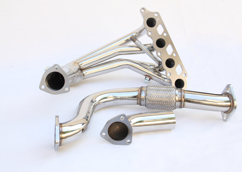 EXHAUST MANIFOLD FITS FOR FORD FOCUS 1.8 2.0 16V ZETEC 99-04 MK1