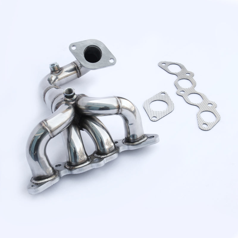 FORD FIESTA WS/WT MK6 MK7 ZETEC S 2008-2012 EXHAUST DECAT MANIFOLD STAINLESS STEEL