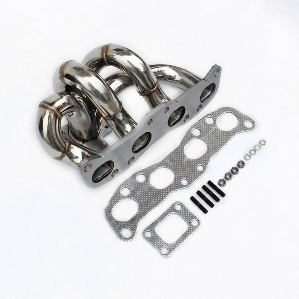 STAINLESS STEEL TURBO EXHAUST MANIFOLD Fits NISSAN 200SX S13 SILVIA 1.8 CA18DET