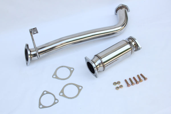 CA18DET Decat Downpipe Kits Fits NISSAN 200SX S13 with Gasket Sealant