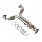 FITS NISSAN 350Z Z33 3.5L VQ35DE V6 EXHAUST Y PIPE DOWNPIPE STAINLESS STEEL