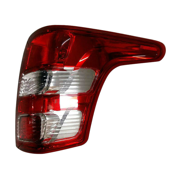 FITS 2016 Mitsubishi Triton L200 4WD 2WD Tail Lamp Lights Rear PAIR Fog Red