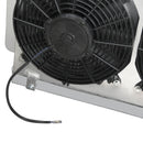 POLISHED RADIATOR FAN SHROUD 1974-1978 HOLDEN KINGSWOOD HQ/HJ/HK/HX/HZ V8