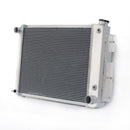 1967-69 CHEV CAMARO 3ROWS 52MM V8 ALLOY ALUMINUM RACE RADIATOR