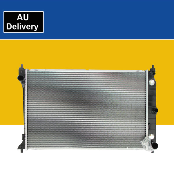 RADIATOR FOR FORD FALCON AU AU2 AU3 FAIRMONT XR XR8 XR6 FAIRLANE LTD AT MT 98-02